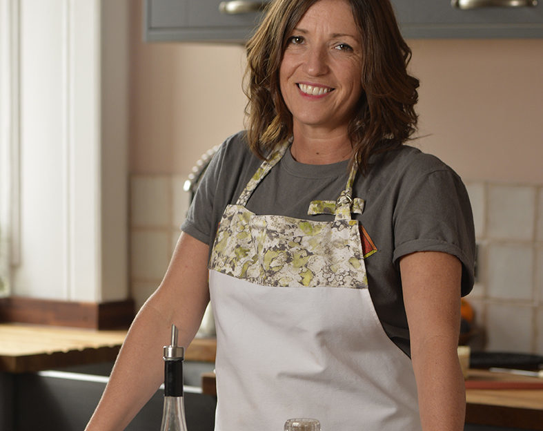 Private chef, Jenny Haigh