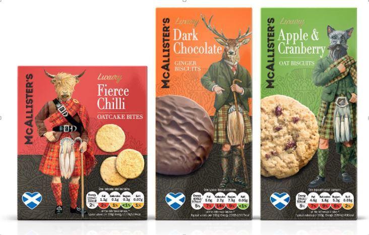 McAllister's biscuits