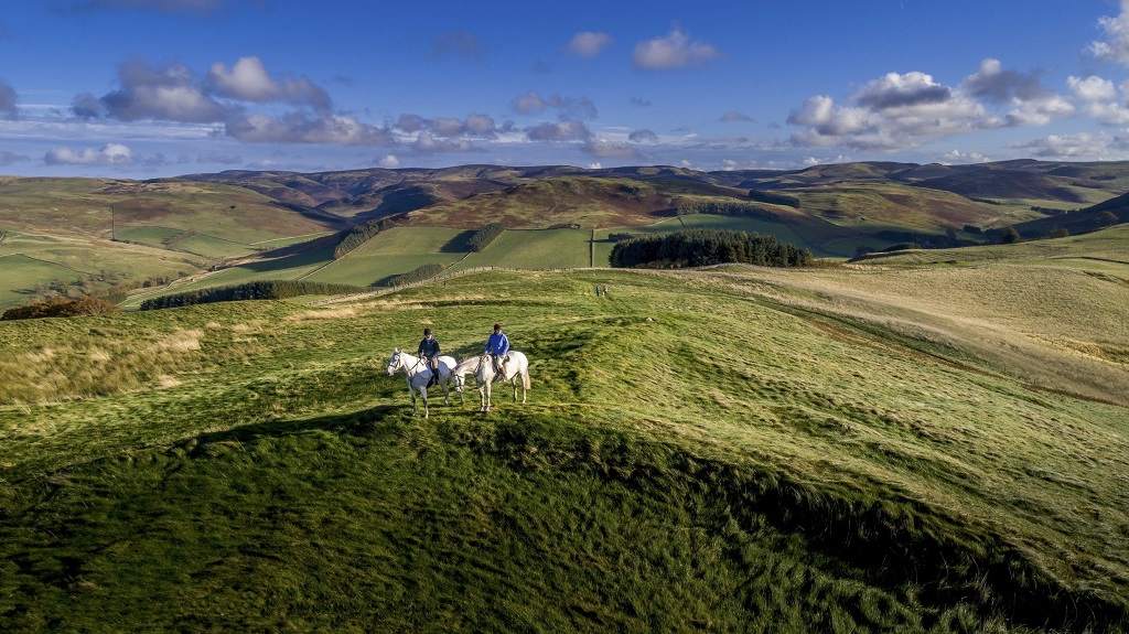 Ride Scottish Borders Scotland S Horse Country