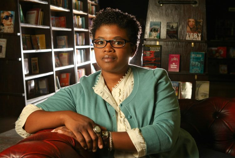 Author Attica Locke
