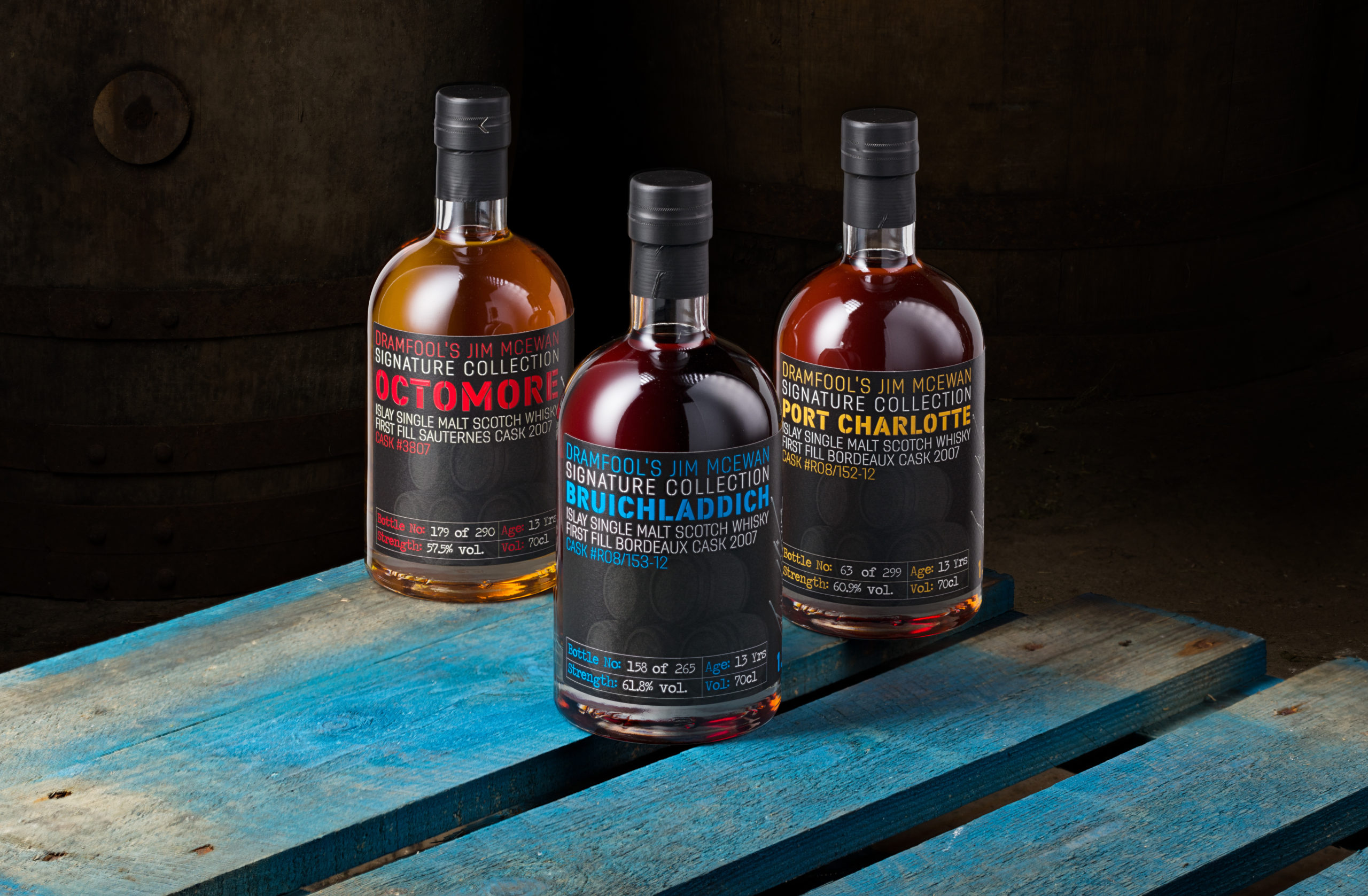 Auction for new bottles from Bruichladdich's Jim McEwan – Scottish Field