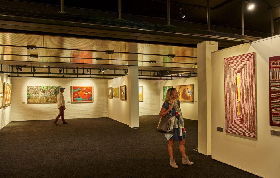 Leeuwin wine estate and art gallery