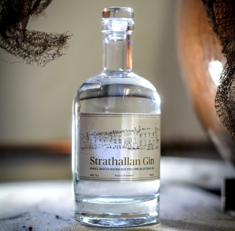 Review: Scottish Kings Gin - Drinkhacker