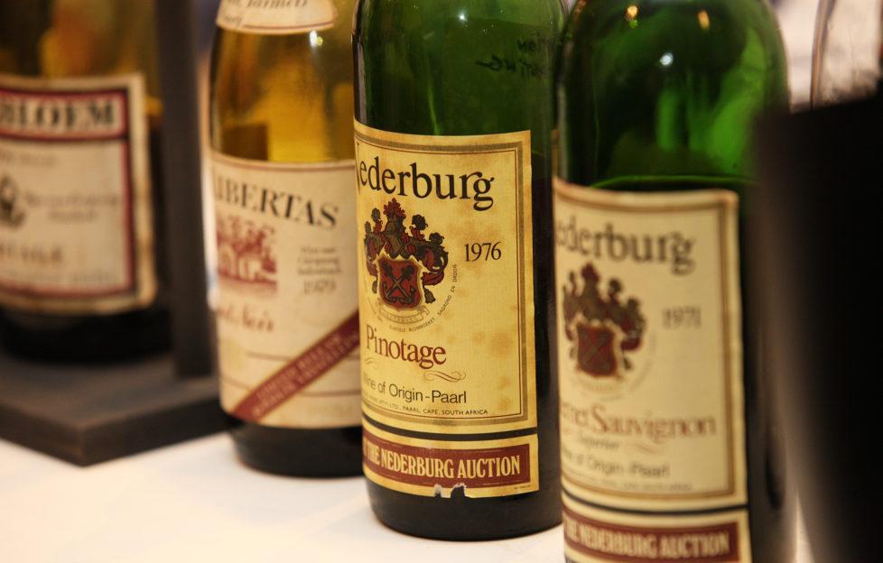 South Africa Cape Fine & Rare Wine Auction