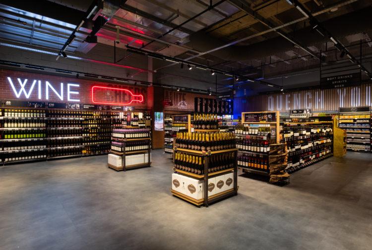 Marks & Spencer wine