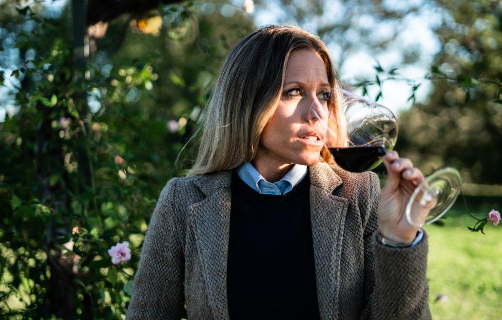 Tenuta Sette Cieli winemaker Elena Pozzolini