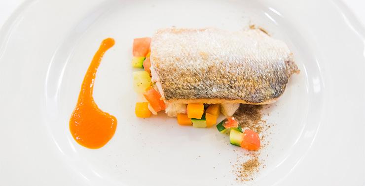 Franciacorta and fish