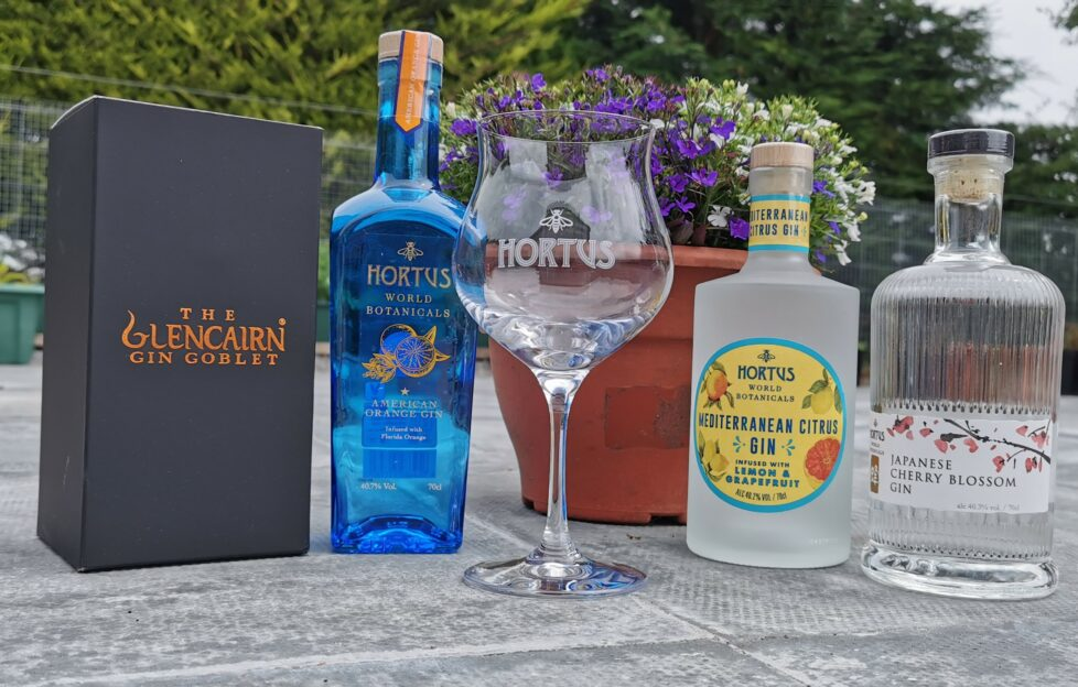 Hortus gins from Lidl