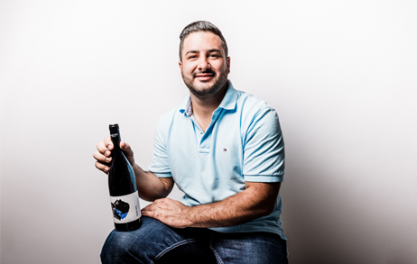 Borja Perez makes wines on Tenerife