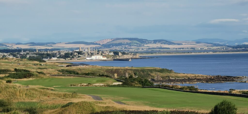 St Andrews from Fairmont (Peter Ranscombe)