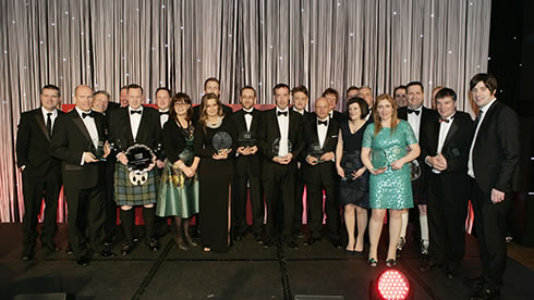Featured Image for The Winners at the 2013 Awards