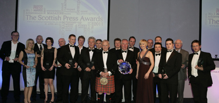 Featured Image for The Winners at the 2011 Awards