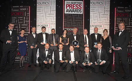 Featured Image for The Winners at the 2012 Awards