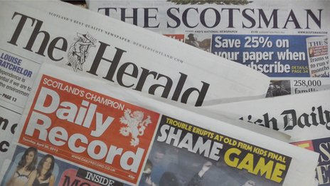 Featured Image for New figures show Scottish readers still want news from newspapers