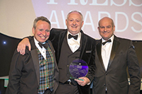 Featured Image for Record haul at Scottish Press Awards