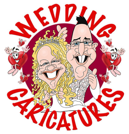 Featured Image for Neilsart Wedding Caricatures