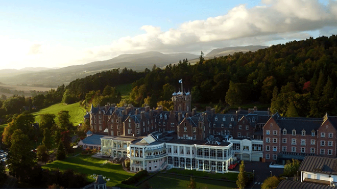 Featured Image for Crieff Hydro Hotel