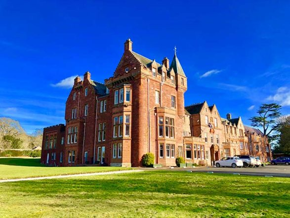 Featured Image for Dryburgh Abbey Hotel