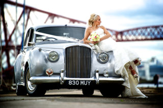 Featured Image for Ecosse Classic Wedding Cars