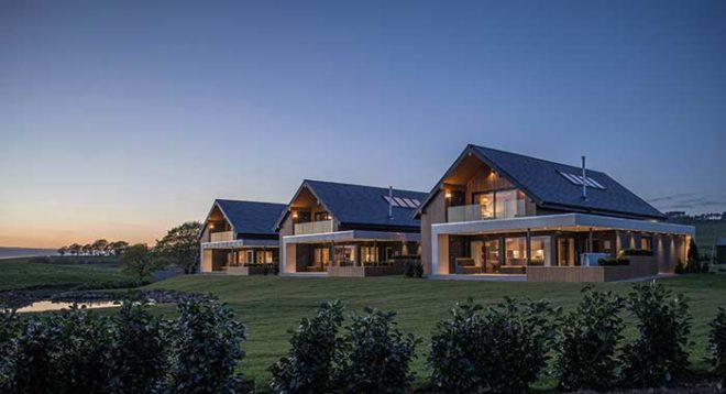 Featured Image for Lodges at Lochside House Hotel and Spa