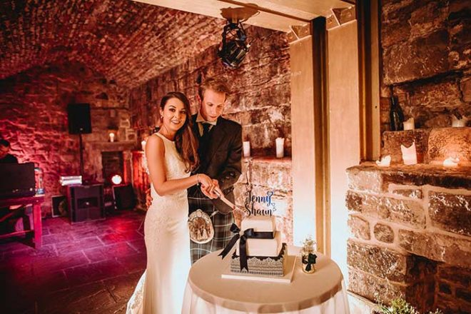 Featured Image for 25 of the best wedding venues in and around Edinburgh 2019
