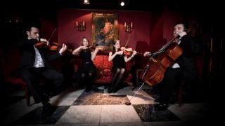 Featured Image for Capella String Quartet