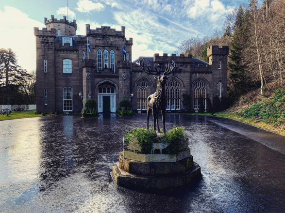 Featured Image for Drumtochty Castle