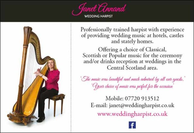 Featured Image for Janet Annand - Classical Harpist and Clarsach Player
