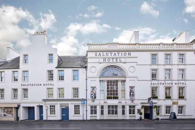 Featured Image for Salutation Hotel
