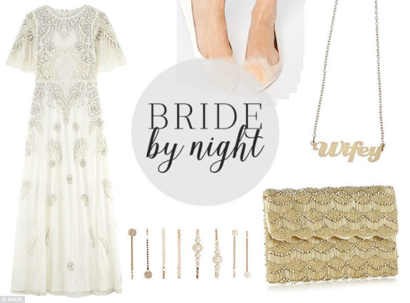 Featured Image for Affordable Bridal Dresses for Your Evening Reception