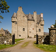 Featured Image for Barcaldine Castle