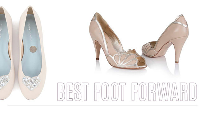 Featured Image for SWD's Guide to Bridal Shoe Designers for Every Budget