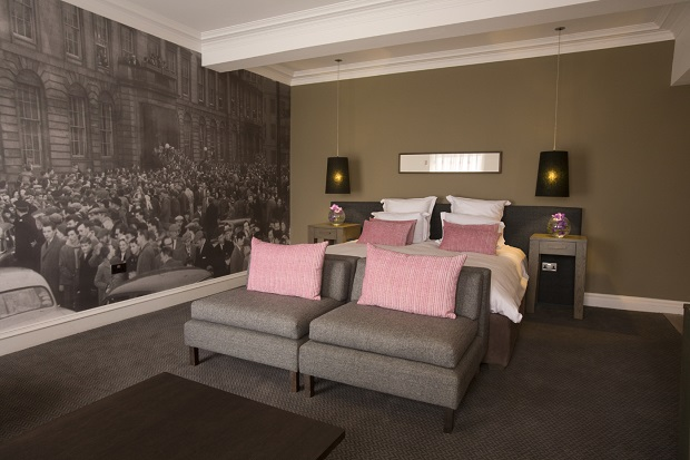 Featured Image for Kimpton Blythswood Square Hotel