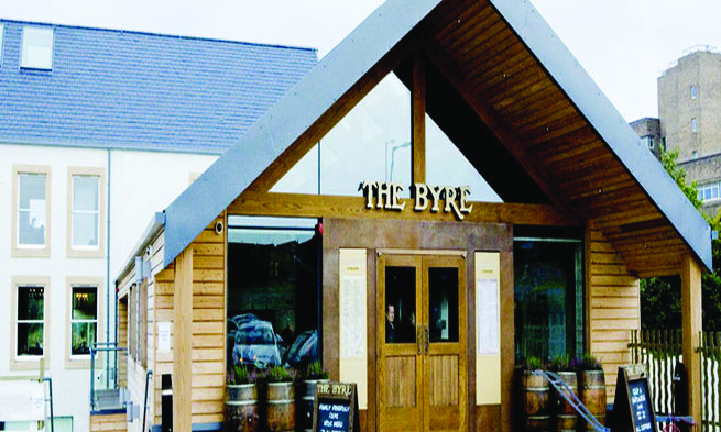 Featured Image for Byre (The)