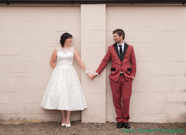 Featured Image for Scottish Elopement Wedding at The Grange Manor Hotel, Falkirk