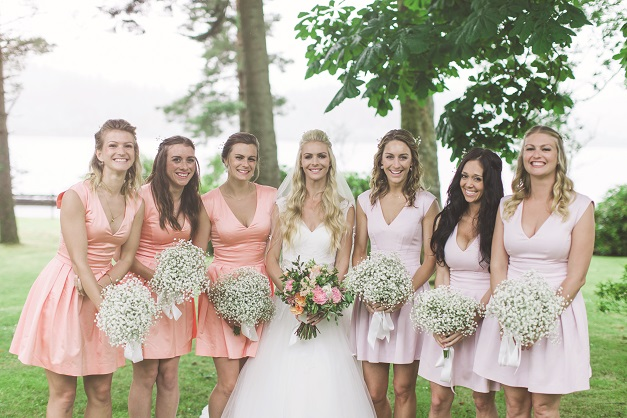 Featured Image for The Wedding Party Explained