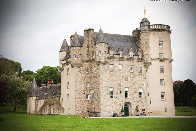 exterior - Castle Fraser