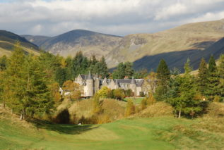 Featured Image for Dalmunzie Castle