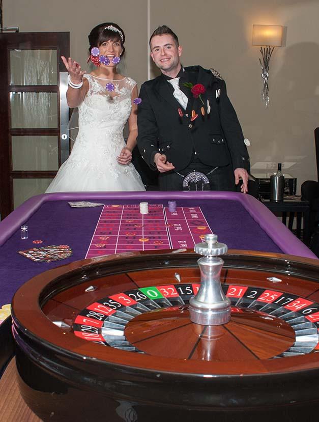 vegas themed vegas wedding