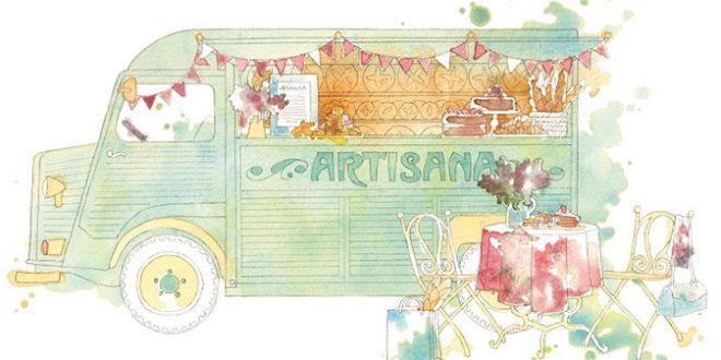 Featured Image for Spotlight On... Artisana Vintage Mobile Tea Room & Patisserie