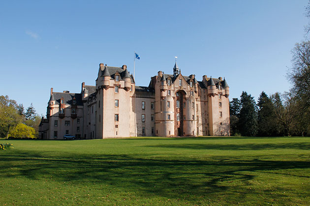 Featured Image for Fyvie Castle