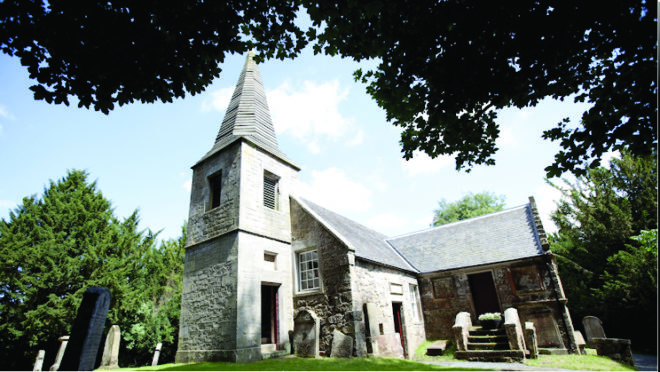 Featured Image for Glencorse House and Old Kirk