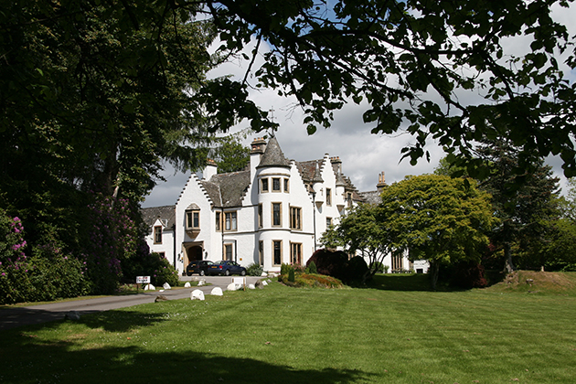 Featured Image for Kincraig Castle Hotel