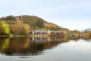 Featured Image for Lodge on Loch Lomond Hotel