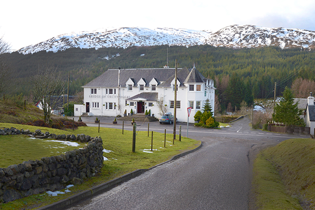 Featured Image for The Bridge of Orchy Hotel