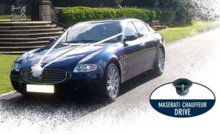 Featured Image for Maserati Chauffeur Drive Ltd