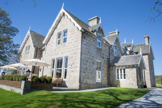 Featured Image for Muckrach Country House Hotel