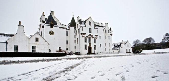 Featured Image for Winter Wonderland Wedding at Blair Castle, Pitlochry
