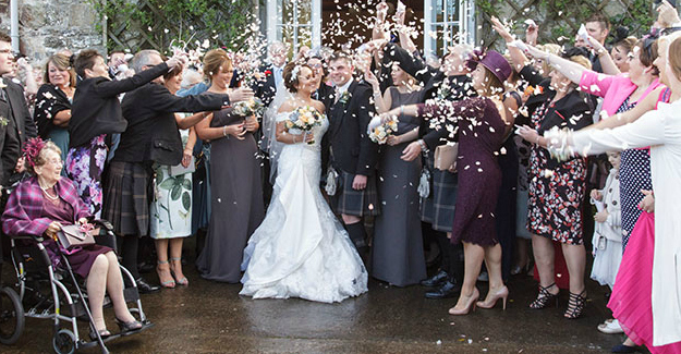 Featured Image for A Gorgeous and Emotional Wedding at Aswanley, Aberdeen