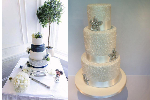 Featured Image for Couture Wedding Cakes by Sweetcheeks
